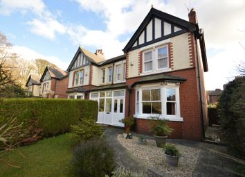 3 bed semi-detached house for sale in Cranage Villas, Manchester Road Plumley, Knutsford WA16