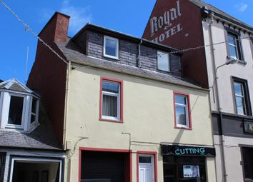 Thumbnail 2 bed flat for sale in 43 St John Street, Stranraer