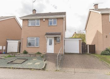 Thumbnail 3 bed detached house for sale in Nottingham Drive, Wingerworth, Chesterfield
