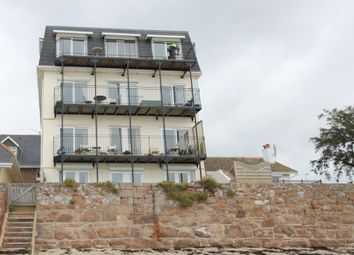 Thumbnail 2 bed flat for sale in St Clement Coast Road, St Clement
