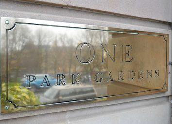 Park Gardens, Glasgow G3