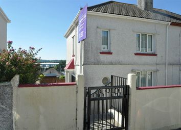 Thumbnail 3 bed semi-detached house to rent in Pendarves Road, Falmouth