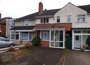 Thumbnail 3 bed terraced house for sale in Weoley Avenue, Birmingham, West Midlands