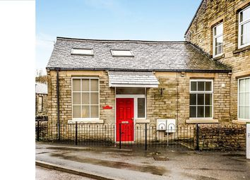 Thumbnail 1 bedroom end terrace house for sale in 1 The Canal Wharf, Canal Street, Littleborough, Lancashire