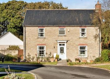 Thumbnail 4 bed detached house for sale in Lanhydrock, Bodmin, Cornwall