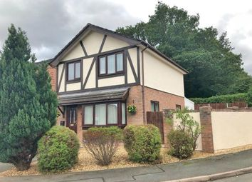 Thumbnail 3 bed detached house for sale in Bodhyfryd, Maes Pennant, Mostyn, Flintshire