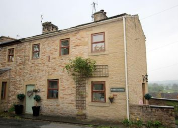 Thumbnail 3 bed cottage for sale in Skipton Old Road, Foulridge, Lancashire