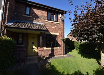 Thumbnail 3 bed end terrace house for sale in Little Aston Close, Tytherington, Macclesfield