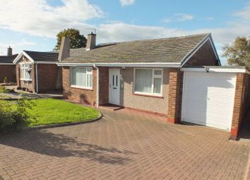 Thumbnail 2 bedroom detached bungalow to rent in Silverdale Drive, Hanover Estate, Winlaton
