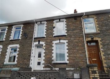 Thumbnail 2 bedroom terraced house for sale in Spring Bank, Abertillery