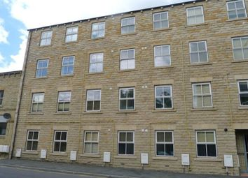 Thumbnail 2 bed flat to rent in Town Hall Apartments, Hollins Mill Lane, Sowerby Bridge.