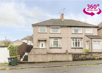 Thumbnail 3 bed semi-detached house for sale in Gaer Park Avenue, Newport