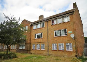 Thumbnail 3 bed flat for sale in St Annes Avenue, Stanwell