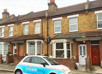 Thumbnail 2 bed flat to rent in Rosebery Avenue, Thornton Heath