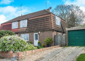 Thumbnail 3 bedroom semi-detached house for sale in Irvine Road, Higham, Rochester, Kent