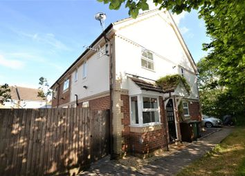 Thumbnail 1 bed end terrace house for sale in Short Furlong, Didcot