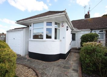 Thumbnail 2 bedroom semi-detached bungalow for sale in Prescott Avenue, Petts Wood, Orpington