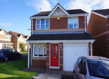 Thumbnail 3 bed detached house to rent in Greenfield Drive, Guidepost