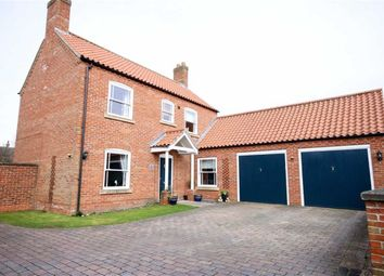 Thumbnail 3 bedroom property for sale in Kilmister Court, Wragby, Market Rasen