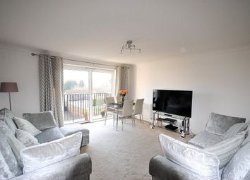 Thumbnail 2 bed flat to rent in Springhall Court, London Road, Sawbridgeworth