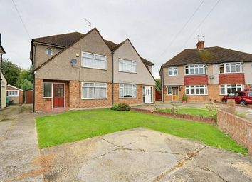 Thumbnail 3 bed semi-detached house for sale in Clovelly Close, Ickenham