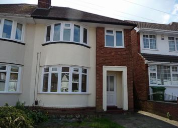Thumbnail 2 bed property to rent in Stanton Avenue, Dudley, West Midlands