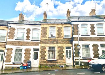 3 bed terraced house for sale in Lucas Street, Newport NP20