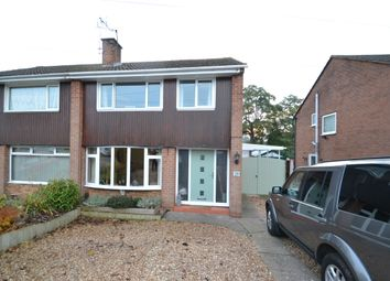 Thumbnail Semi-detached house for sale in Brookside Avenue, Newport
