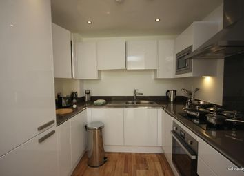 Thumbnail 1 bed flat for sale in Canary Point, Marine Wharf East, London