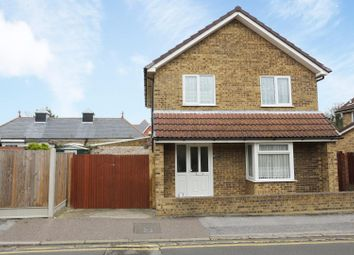 Thumbnail 3 bed detached house for sale in St. Johns Road, Margate