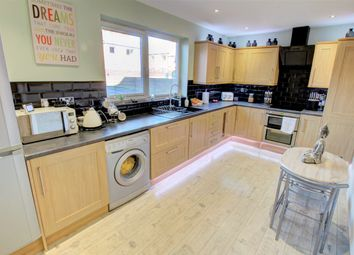 Thumbnail 2 bed terraced house for sale in Cawledge View, Alnwick