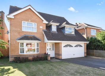 Thumbnail 4 bedroom detached house to rent in Bure Park, Bicester