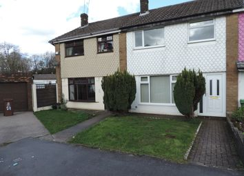 Thumbnail 3 bed town house for sale in Coverdale Ave, Royton, Oldham
