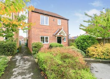 Thumbnail 3 bed detached house for sale in Church Gate, York, North Yorkshire, England