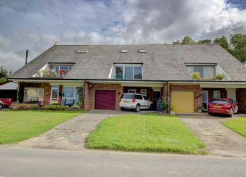 Thumbnail 4 bedroom town house for sale in Church End, Weston Colville, Cambridge