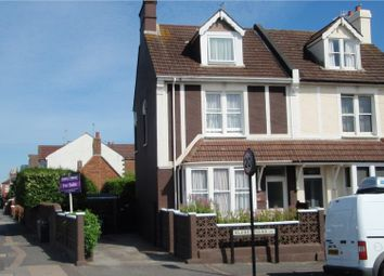 Thumbnail 4 bed semi-detached house for sale in Glebe Villas, Hove