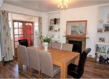 Thumbnail 3 bed end terrace house for sale in Alexandra Road, Plymouth