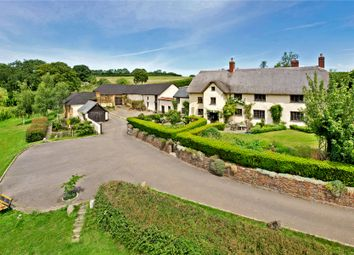 Thumbnail 5 bedroom detached house for sale in Yeoford, Crediton, Devon