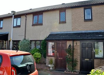Thumbnail 2 bed terraced house for sale in Millfield Court, Hexham, Northumberland.