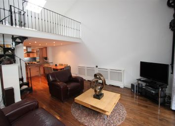 Thumbnail 3 bed flat for sale in Breezers Court, 20 The Highway, London