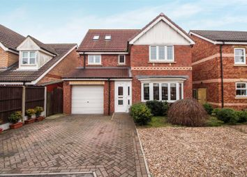 Thumbnail 4 bedroom detached house for sale in Easingwood Way, Driffield