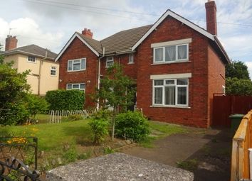Thumbnail 3 bed property to rent in Victoria Avenue, Bloxwich, Walsall