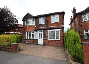 Thumbnail 4 bed detached house for sale in Marsden Drive, Timperley, Altrincham