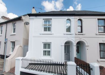 Thumbnail 3 bed semi-detached house for sale in Caledonian Road, Chichester