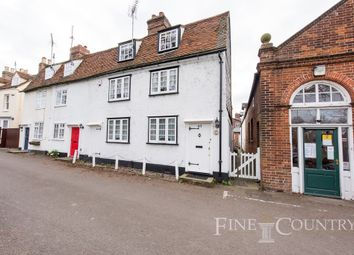 Thumbnail 3 bedroom cottage for sale in The Green, Writtle, Chelmsford