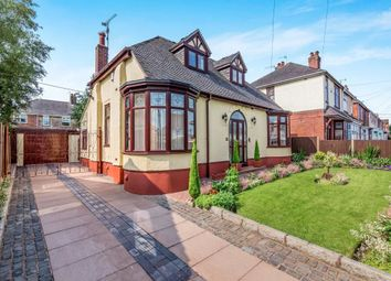 Thumbnail 4 bed bungalow for sale in Milton Road, Sneyd Green, Stoke-On-Trent