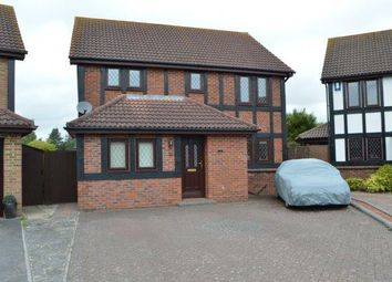 Thumbnail 5 bed detached house for sale in Muscliff, Bournemouth, Dorset