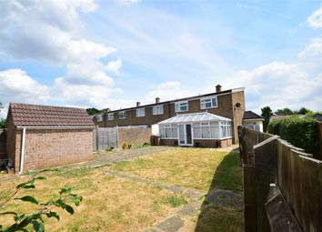 Thumbnail 3 bed end terrace house for sale in Long Leaves, Stevenage, Hertfordshire