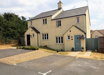 Thumbnail 3 bed semi-detached house for sale in Nottingham Close, Ampthill, Bedford