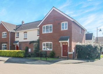 Thumbnail 3 bed end terrace house for sale in Graham Way, Cotford St. Luke, Taunton